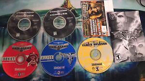Command-amp-Conquer-Red-Alert-2-PC-2000-Yuri-s-Revenge-Expansion-5-Discs