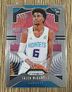 2019-20-Prizm-Jalen-McDaniels-Prizm-Rookie-RC-297-Hornets