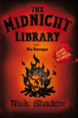 (Good)-Midnight Library: 10: No Escape (Paperback)-Shadow, Nick-0340930241