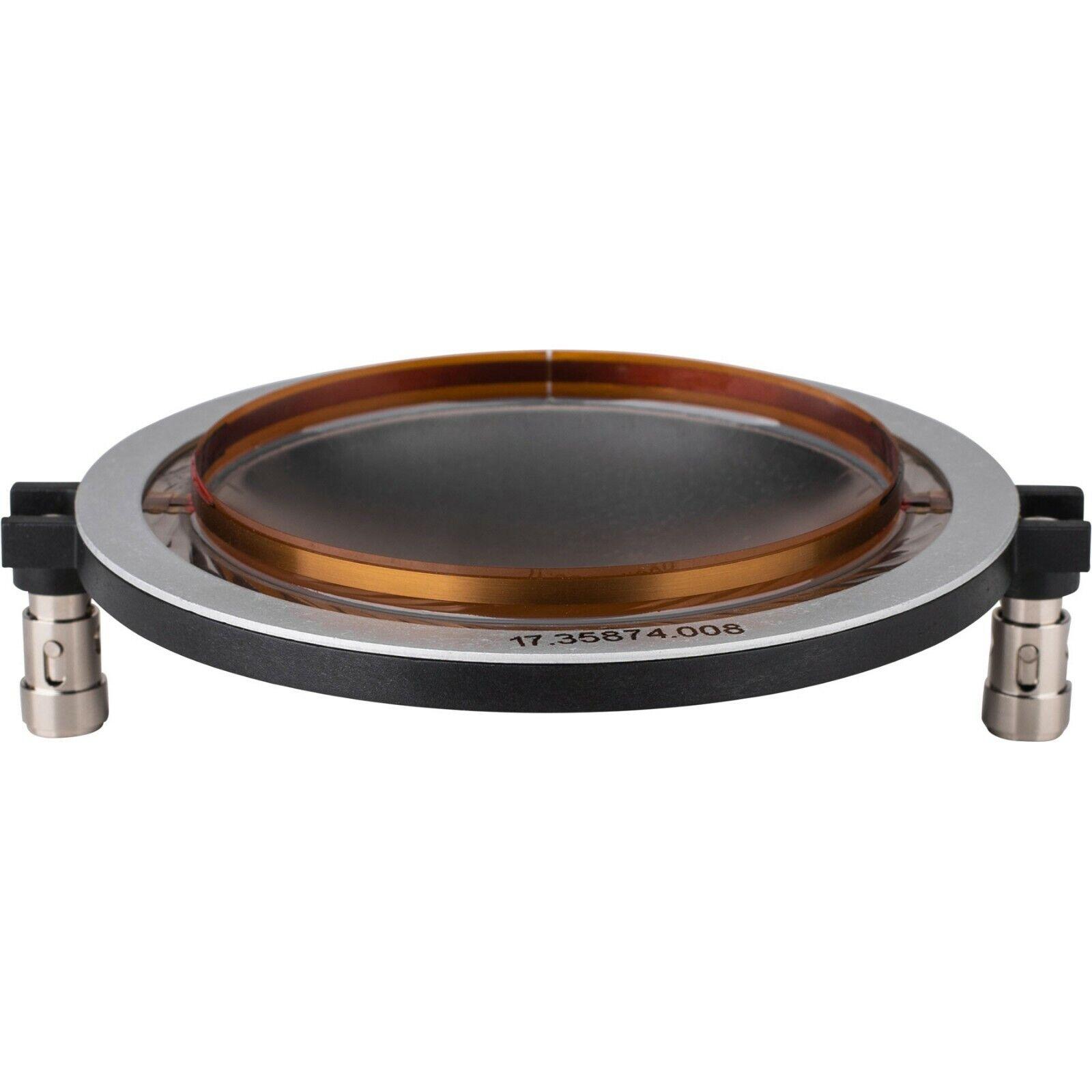 Genuine B&C MMD3CTN8M Diaphragm fits DE820TN DE850TN DE920TN Driver