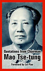 Quotations from Chairman Mao Tse-Tung by Lin Piao (Paperback / softback, 2005)