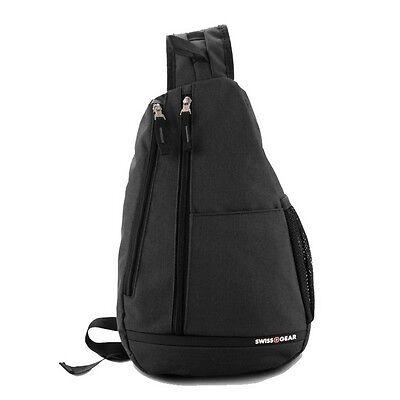 Swiss Gear Small Shoulder Bag Chest Pack Wenger Outdoor Travel Sport Sling Bag