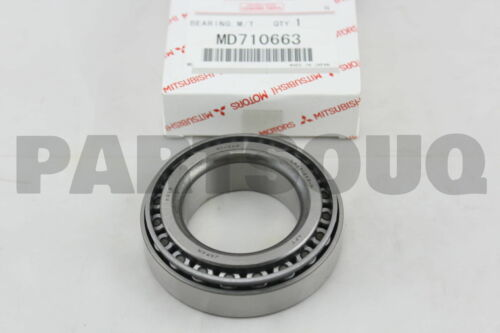 MD710663 Genuine Mitsubishi BEARING,M//T DIFF CASE