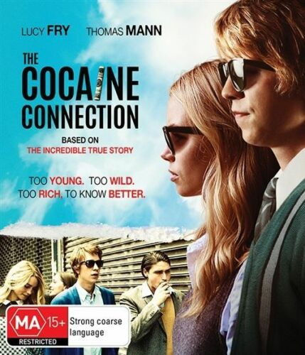 1 of 1 - The Cocaine Connection (Blu-ray) Drama, Crime, True Story  Thomas Mann, Lucy Fry