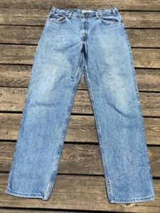 89fad416 Vintage Levi Strauss Signature 540 Relaxed Fit