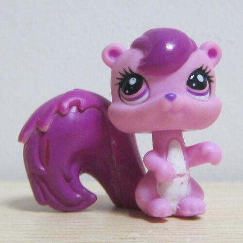 Littlest Pet Shop LPS Toys #3589 Peach Squirrels Figure