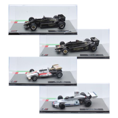1//43 IXO Altaya Panini  Rennwagen Formel 1 Vintage Die-Cast Scale Models Sammler