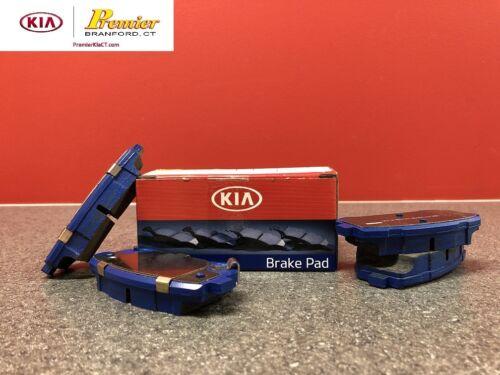 2017-2018 KIA FORTE /& FORTE5 NEW OEM BRAKE PADS REAR 58302 A7B31