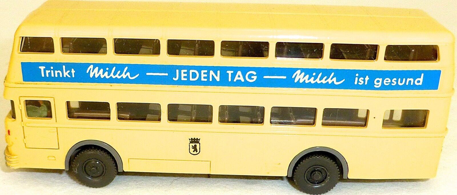 Trink LATTE 66 BUS PUBBLICITARIO D2U D2U D2U Porta a WIKING H0 1:87 GD4 Å b6c2dc