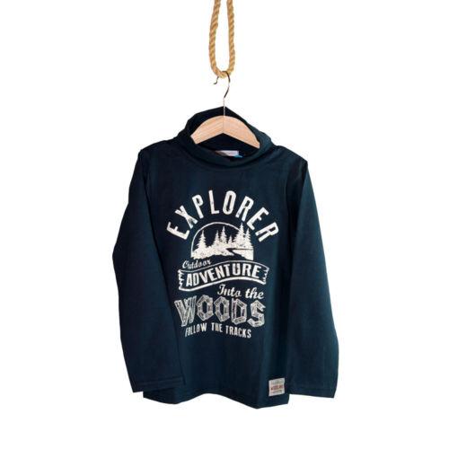 """Lemon beret Langarmshirt Shirt T-Shirt /""""Explore/"""" Jungs Mädchen UVP 14,95€ -60/%"""