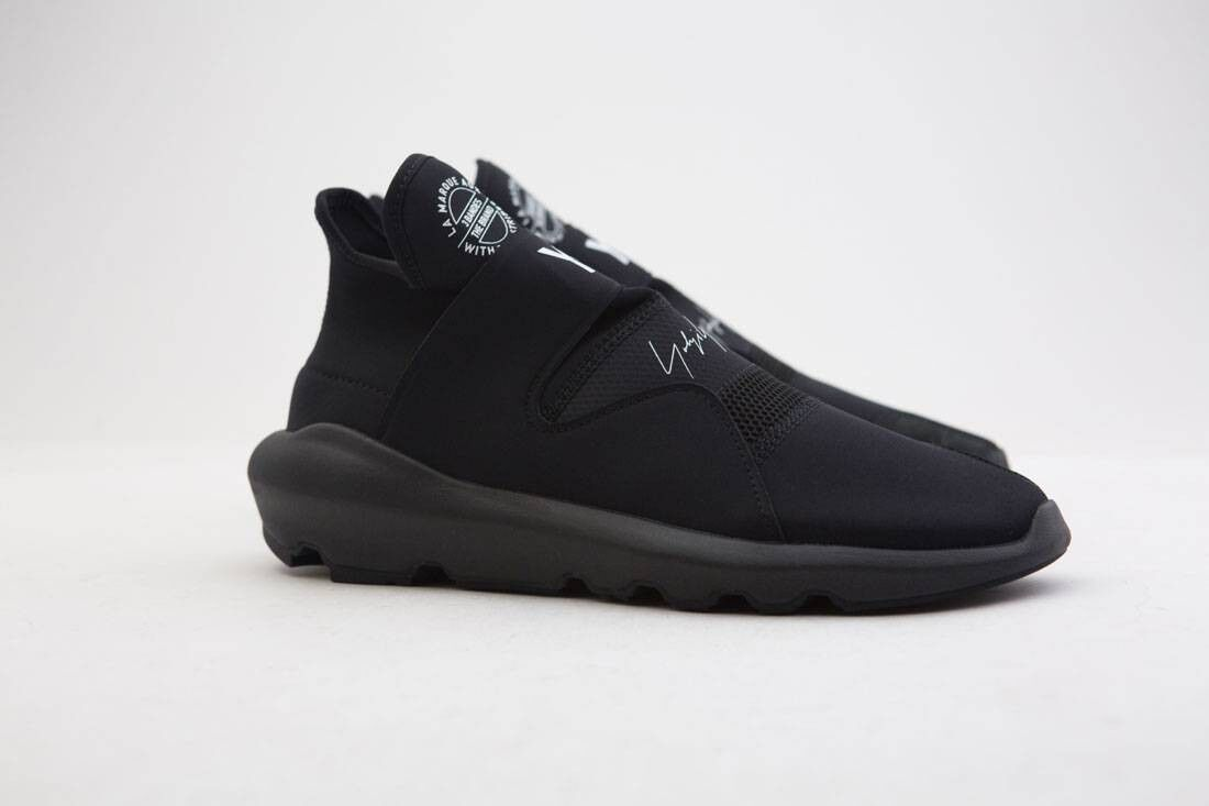 AC7201 Adidas Y-3 Men Suberou black core white core black