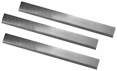 "380 x 25 x 3mm HSS Resharpenable Planer Blades For Jet 15/"" Thicknesser"