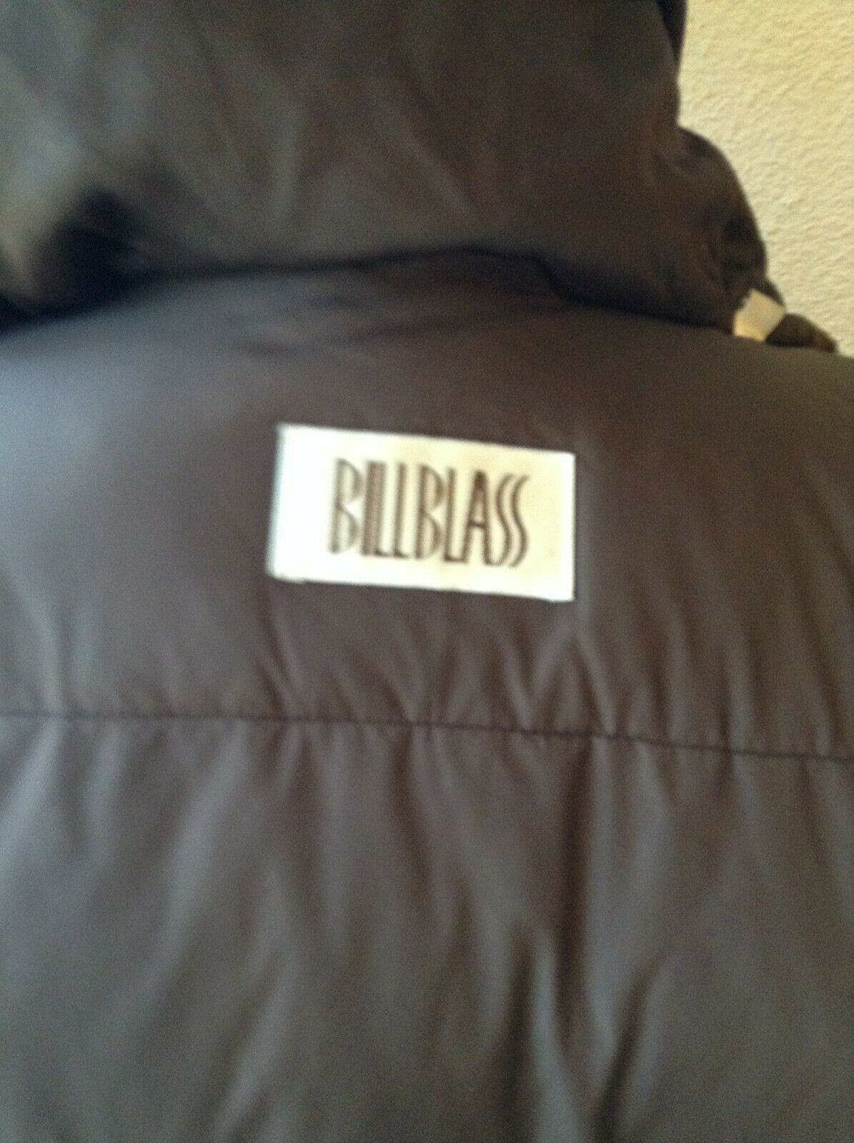 BILL BLASS QUILTED DOWN FILLED PUFFER COAT, KNEE … - image 6