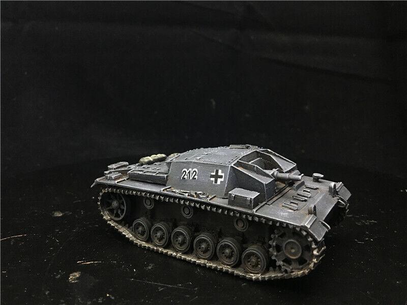 1 56 28mm WW2 DPS painted Bolt Action German Wehrmacht Assault Gun StugIII B 172