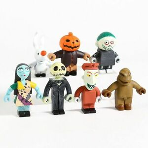 The Nightmare Before Christmas jack Figure figures PVC dolls doll toy cartoon