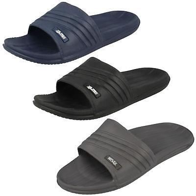 Sandals Herren Reflex Schlupfsandale Schieber A0044 Men's Shoes