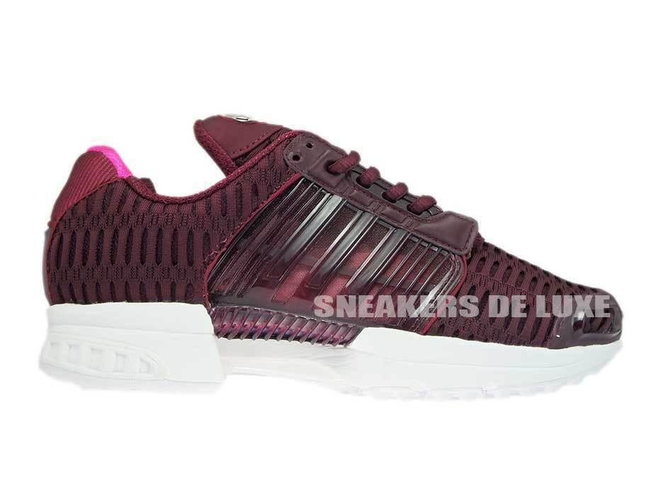 BB5302 adidas WMNS CLIMA COOL 1 ICE MAROON SHOCK PINK