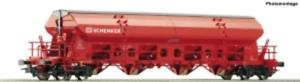 Roco 76414 HO Gauge DB Schenker Tadgs959 Swing Roof Hopper VI