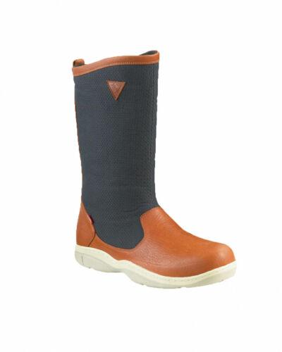 Musto HPX Damen und Herren Segelstiefel Out Dry Boot in Brown//Navy
