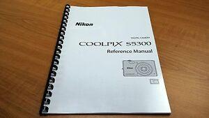 Buy camera manuals for nikon coolpix | ebay.