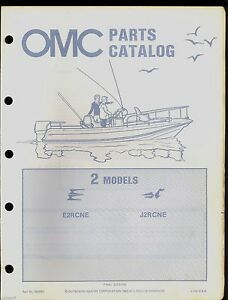 1982 omc johnson evinrude 2 hp outboard motor parts manual rh ebay com 1982 johnson outboard service manual 1982 johnson 25 hp outboard manual