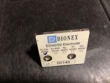 Dionex Ed4050 Au Electrode Gold Electrode Dionex Ion Chromatography Ed 4050