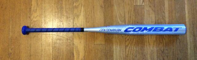 Combat CENSR3-B 34/28 Jeff Wallace Centenarian Balanced Senior Softball Bat