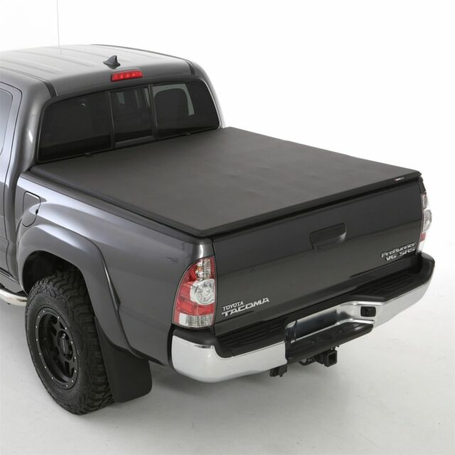 Smittybilt 2640011 Smart Cover Trifold Tonneau Cover 05 15 For Tacoma 5 Foot Bed For Sale Online