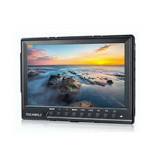 "7"" LCD HD 4K FW760 Video Monitor 1920x1200 HDMI Display for DSLR Camera"