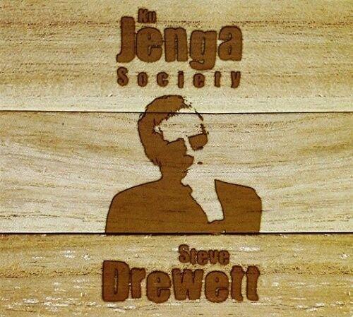 Steve Drewett - Kujenga Society [New CD] UK - Import