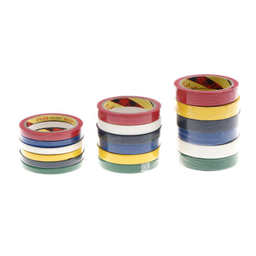 Color Paper Sticky Tape DIY Masking Painting Tape General Purpose Craft Tool ~!
