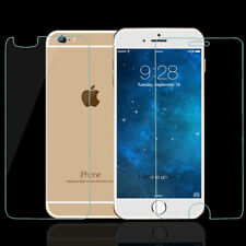 APPLE IPHONE 6 6S FRONT AND BACK TEMPERED GLASS SCREEN PROTECTOR FILM COVER LCD