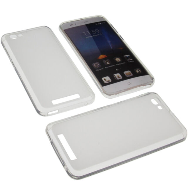 huge selection of df7e4 59443 Case for ZTE Blade A612 Cell Phone Pocket Cases TPU Rubber Case Transparent