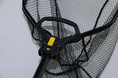 Sportex Alu-Raubfischkescher gummiert Kescher Raubfischkescher Angelkescher Net