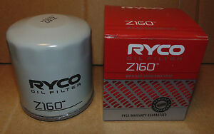 RYCO-Z160-Oil-Filter-for-Holden-Commodore-V8-5L-Gen-III-VN-VP-VR-VS-VT-VX-VY-VZ