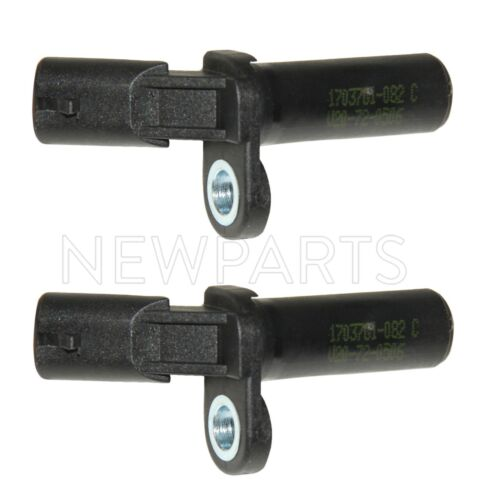 For BMW E46 E39 E83 325xi 330Ci X3 Pair Set of 2 Auto Transmission Speed Sensors