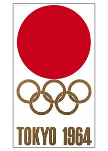 TOKYO JAPAN 1964 Summer Olympic Games Official Olympic ...