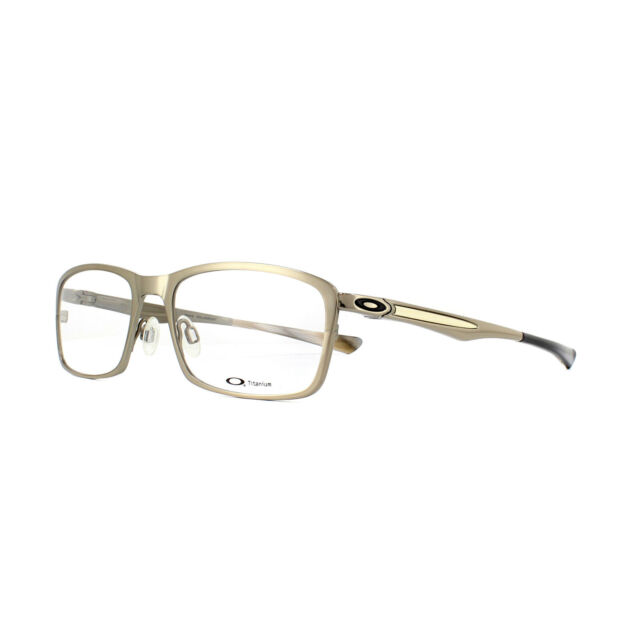1ba436217d6 Oakley Hollowpoint Eyeglass - RX Frame Only White Gold for sale ...