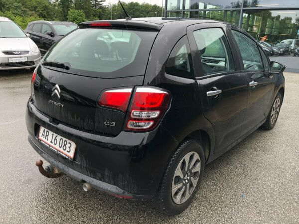 Citroën C3 1,6 BlueHDi 100 Seduction Upgrade - billede 2