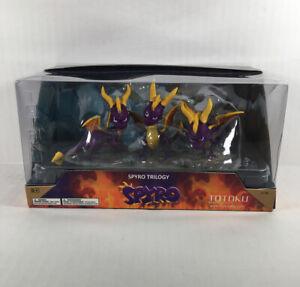 SPYRO TRILOGY TOTAKU 3 PACK Brand New in Box Free Shipping!