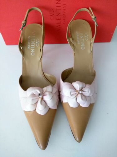 Valentino Garavani  Shoes  Flower Hill Leather  Si