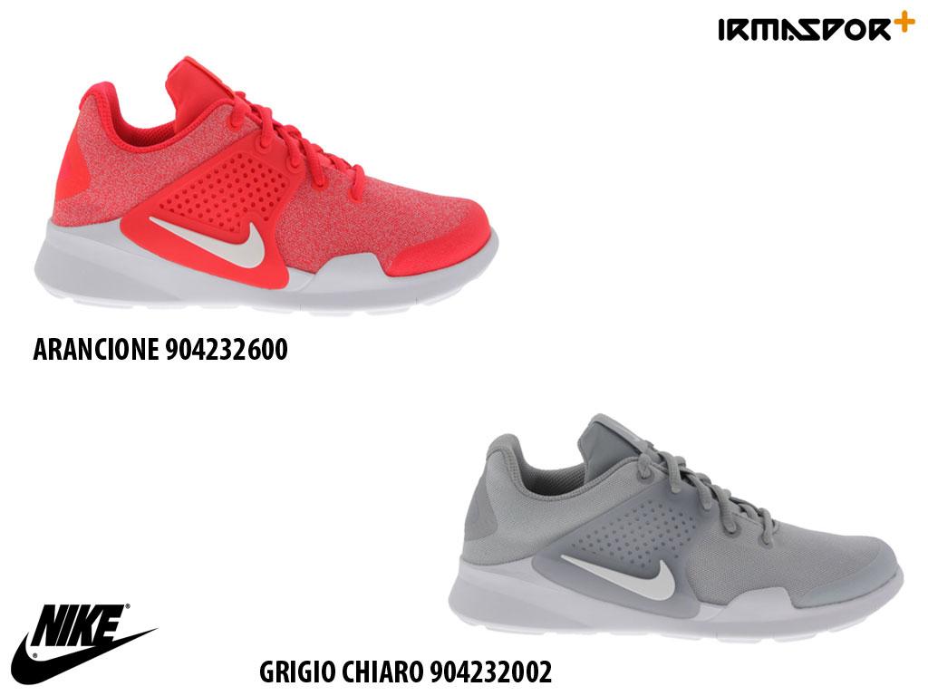 Nike hombre Arrowz (GS) Zapatos ginnastica hombre Nike mujer sportive con lacci 136918