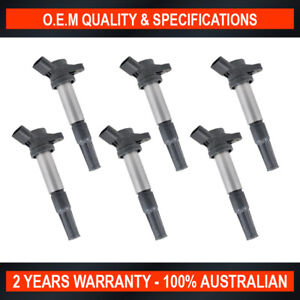 6-x-Brand-New-Ignition-Coil-for-Holden-Epica-EP-2-0L-Epica-2-5L