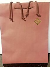 "PATEK PHILIPPE Geneva JEWELER 13"" H GIFT Shopping PAPER BAG Authentic MINT Rare!"