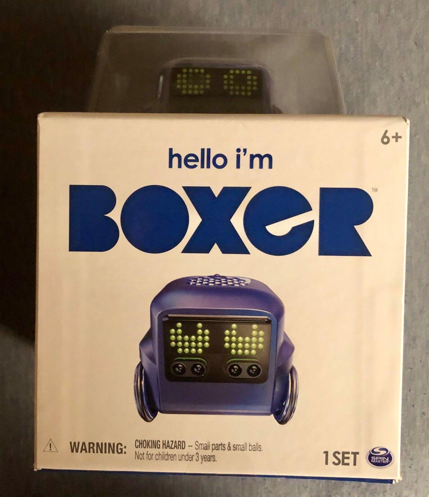 Neue boxer - roboter der winzigen bot spielzeug - roboter interaktive w   persönlichkeit.