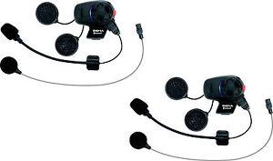SENA SMH5 Dual Teamset Motorrad-Bluetooth-Headset Fahrer Beifahrer o. 2 Fahrer