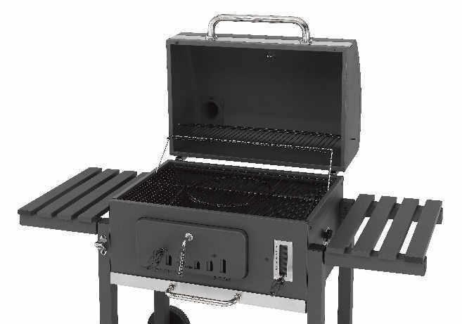 Tepro Universal Abdeckhaube Für Holzkohlegrill Toronto : Tepro 1165 holzkohlegrill grillwagen toronto xxl günstig kaufen ebay