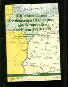 Die-Abwanderung-der-deutschen-Bevoelkerung-aus-Westpreussen-und-Posen-1919-1929