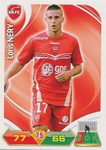 LORIS-NERY-VALENCIENNES-FC-TRADING-CARDS-ADRENALYN-PANINI-FOOT-2013