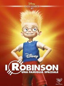 I-Robinson-Una-Famiglia-Spaziale-Repack-2015-Dvd-Nuovo-Sigillato